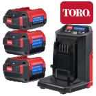 Toro Batteries & Accessories