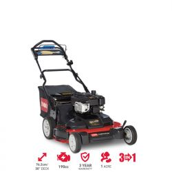 """30"""" Toro TimeMaster® Personal Pace® with Traction Assist - RWD Mower"""